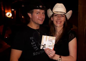 Ian Scott & Séverine Moulin / Billy Bob's 27 Nov 2016